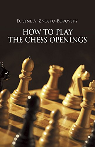 9780486227955: How to Play Chess Openings (Dover Chess)
