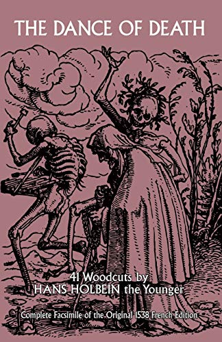 9780486228044: The Dance of Death: 41 Woodcuts (Dover Fine Art, History of Art)