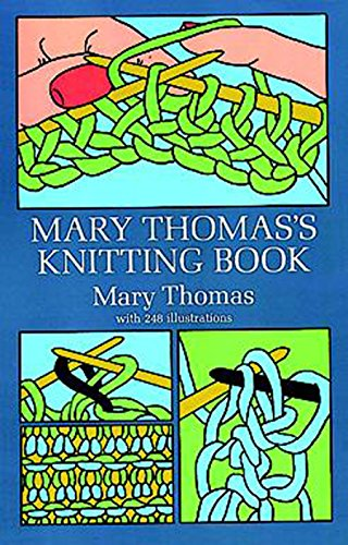 Mary Thomas's Knitting Book (Paperback)
