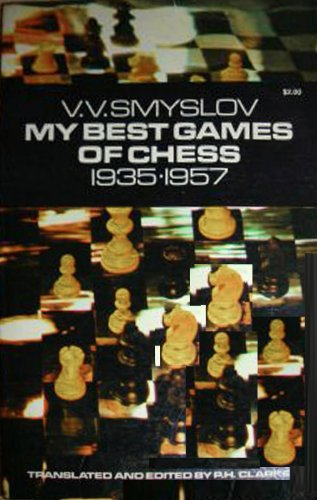 9780486228358: My Best Games of Chess: 1935-1957