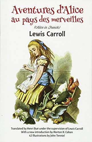 9780486228365: Aventures d'Alice au Pays des Merveilles (French Edition)