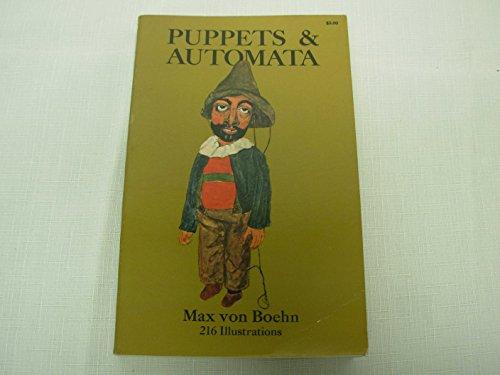 Puppets and Automata: Boehn, Max Von