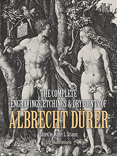 9780486228518: The Complete Engravings, Etchings and Drypoints of Albrecht Dürer (Dover Fine Art, History of Art)