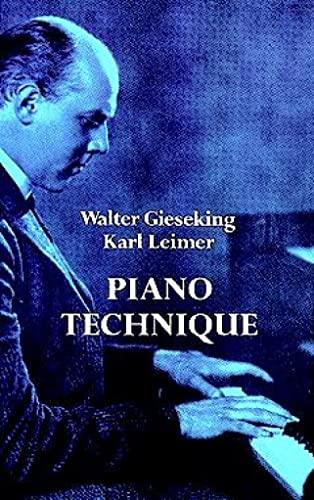 9780486228679: Piano Technique (Dover Books on Music)
