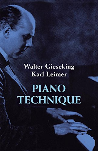 9780486228679: Piano Technique Consisting of the Two Complete Books the Shortest Way to Pianistic Perfection and Rhythmics, Dynamics, Pedal and Other Problems of Pi