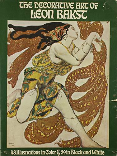 9780486228716: The Decorative Art of Leon Bakst