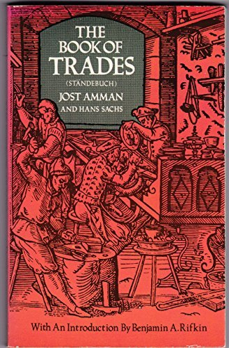9780486228860: The Book of Trades (Standebuch) (English and German Edition)