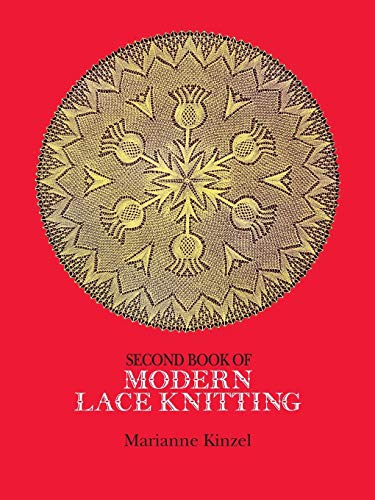 9780486229058: Second Book of Modern Lace Knitting