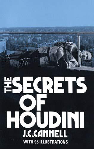 9780486229133: The Secrets of Houdini (Dover Magic Books)