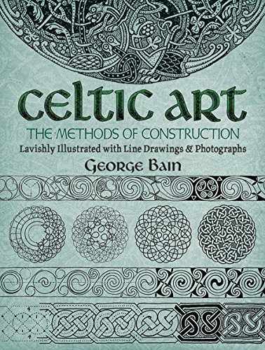 9780486229232: Celtic Art: The Methods of Construction (Dover Art Instruction)