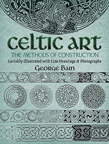 9780486229232: Celtic Art: The Methods of Construction (Dover Art Instruction)
