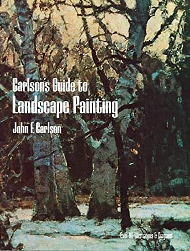 9780486229270: Carlson's Guide to Landscape Painting