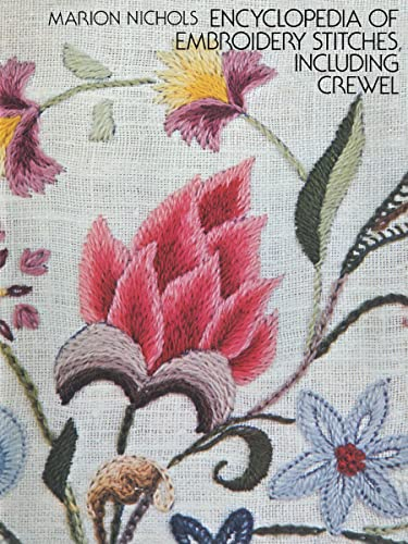 9780486229294: Encyclopaedia of Embroidery Stitches, Including Crewel (Dover Embroidery, Needlepoint)