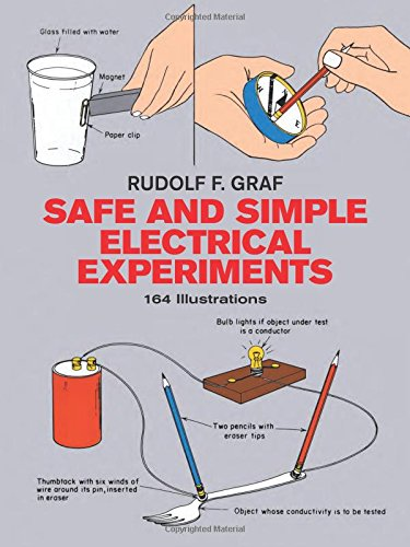 9780486229508: Safe and Simple Electrical Experiments (Dover Children's Science Books)
