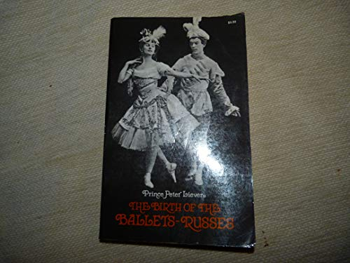 9780486229621: The Birth of Ballets-Russes (English and Russian Edition)