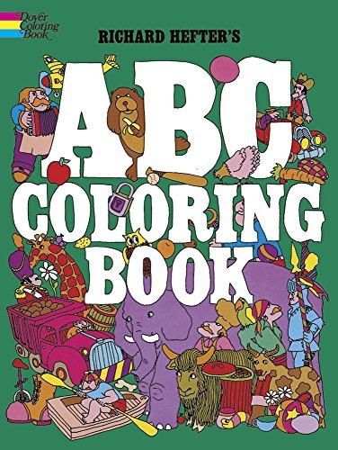 9780486229690: ABC Coloring Book (Dover Coloring Books)