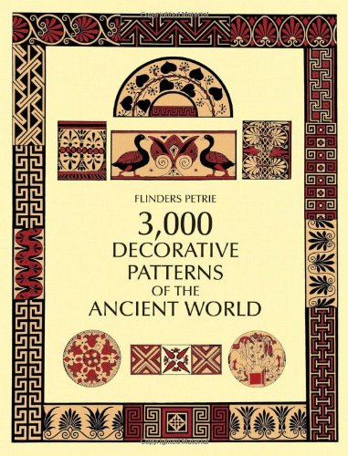 9780486229867: 3,000 Decorative Patterns of the Ancient World (Dover Pictorial Archive)