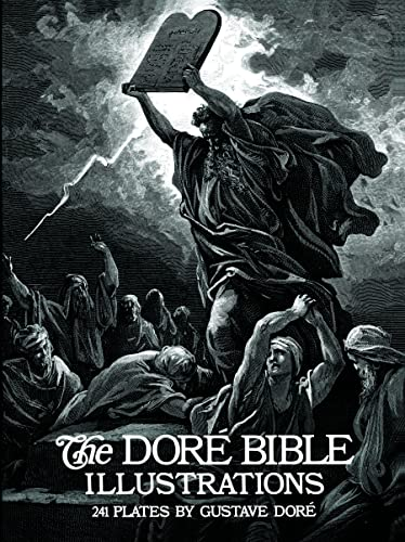 9780486230047: The Dore Bible Illustrations (Dover Fine Art, History of Art)