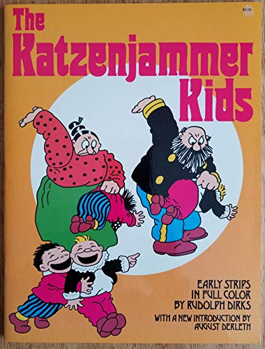 9780486230054: The Katzenjammer Kids: Early Strips in Full Color.