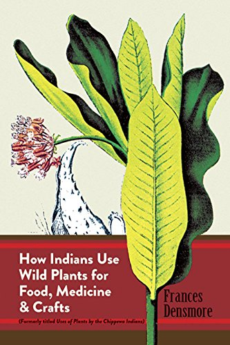 9780486230191: How Indians Use Wild Plants for Food, Medicine and Crafts