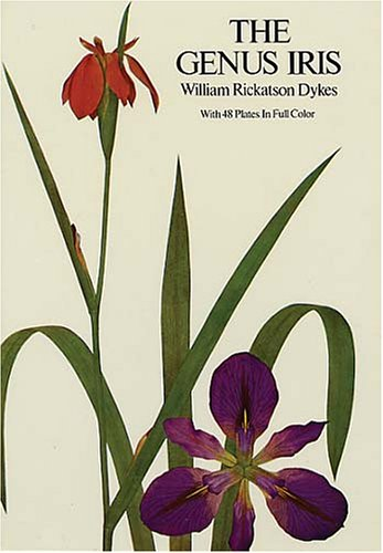 9780486230375: The Genus Iris