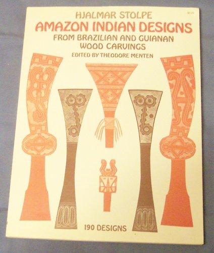 9780486230405: Amazon Indian Designs