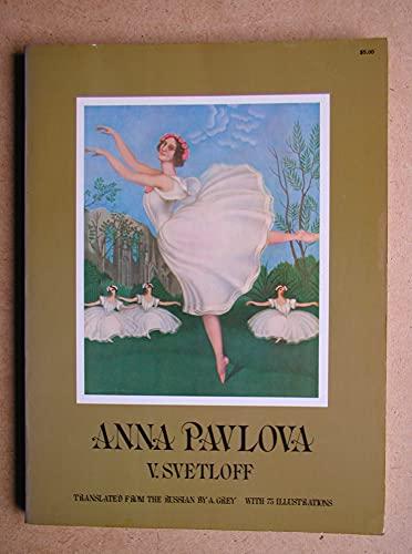9780486230474: Anna Pavlova