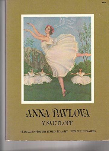 Anna Pavlova: V. Svetloff