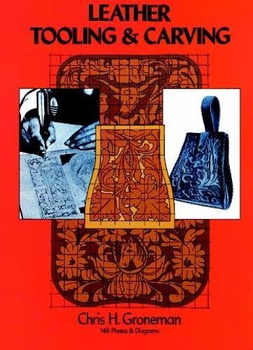 9780486230610: Leather Tooling and Carving