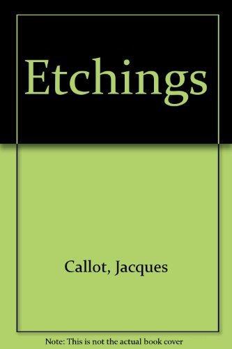 9780486230818: Etchings