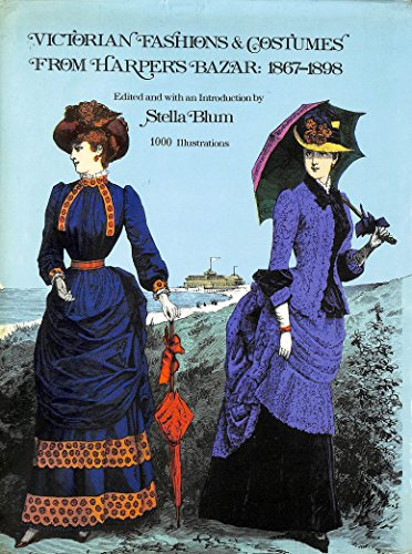 9780486230832: Victorian Fashions and Costumes from
