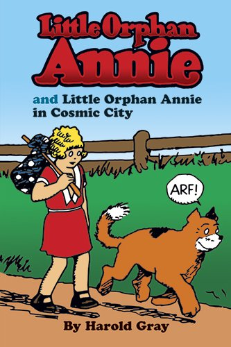 9780486231075: Little Orphan Annie and Little Orphan in Cosmic City