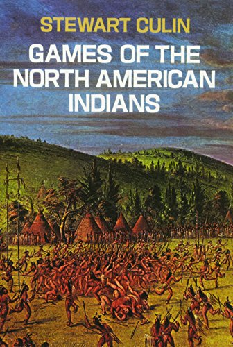9780486231259: Games of the North American Indians