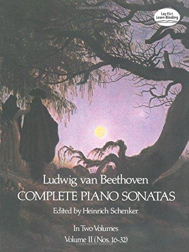9780486231358: Ludwig Von Beethoven Complete Piano Sonatas: 002