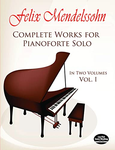 9780486231365: Complete Works for Pianoforte Solo, Vol. 1