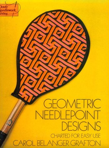 9780486231600: Geometric Needlepoint Designs: Charted for Easy Use (Dover Needlework)