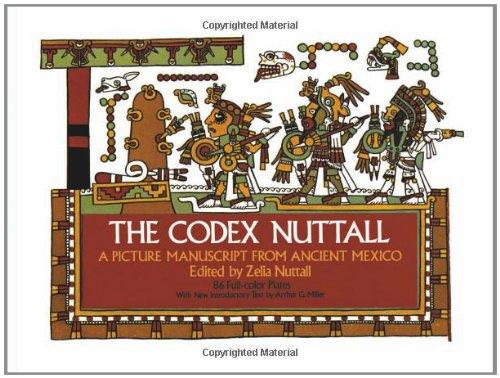 9780486231686: The Codex Nuttall (Dover Fine Art, History of Art)