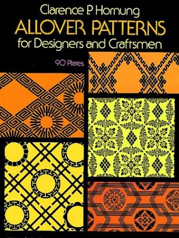 9780486231792: Allover Patterns for Designers and Craftsmen (Dover Pictorial Archives)