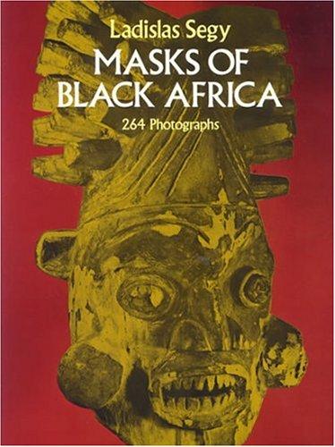 9780486231815: Masks of Black Africa (African Art Art of Illustration)