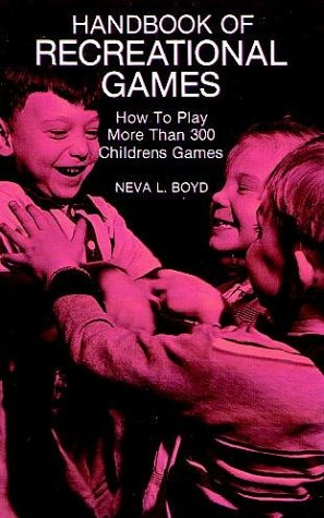 9780486232041: Handbook of Recreational Games: How to Play More Than 300 Children's Games