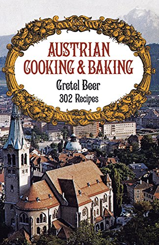 9780486232201: Austrian Cooking and Baking