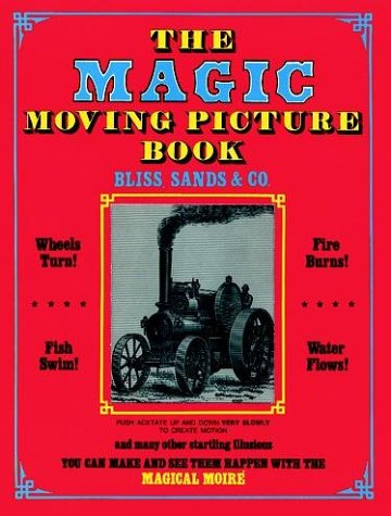 9780486232249: The Magic Moving Picture Book