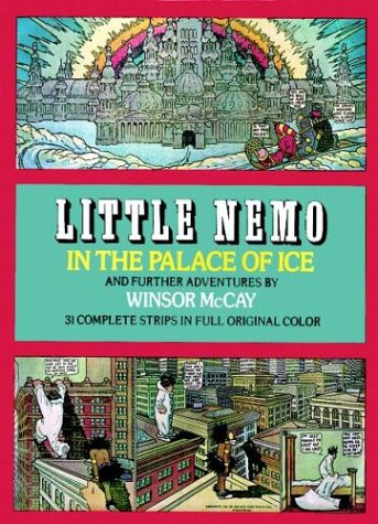 9780486232348: Little Nemo in the Palace of Ice, and Further Adventures