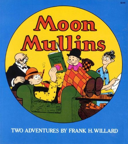 9780486232379: Moon Mullins: Two Adventures