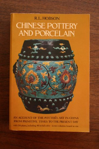 9780486232539: Chinese Pottery and Porcelain