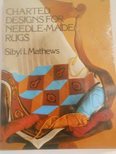 9780486232645: Charted Designs for Needle-Made Rugs