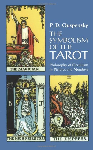 9780486232911: The Symbolism of the Tarot (Dover Occult)