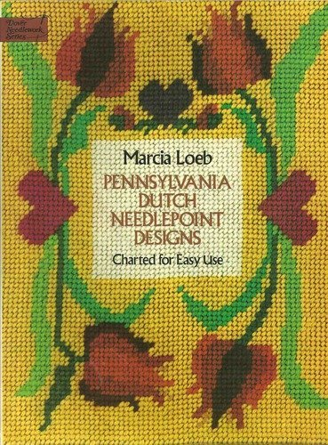 9780486232997: Pennsylvania Dutch Needlepoint Designs: Charted for Easy Use (Dover needlework series)