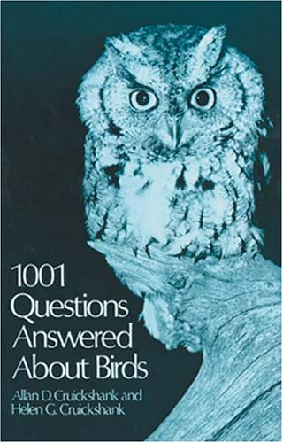 9780486233154: 1001 Questions Answered About Birds