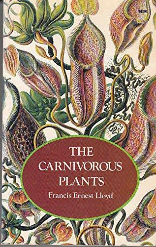 9780486233215: The Carnivorous Plants